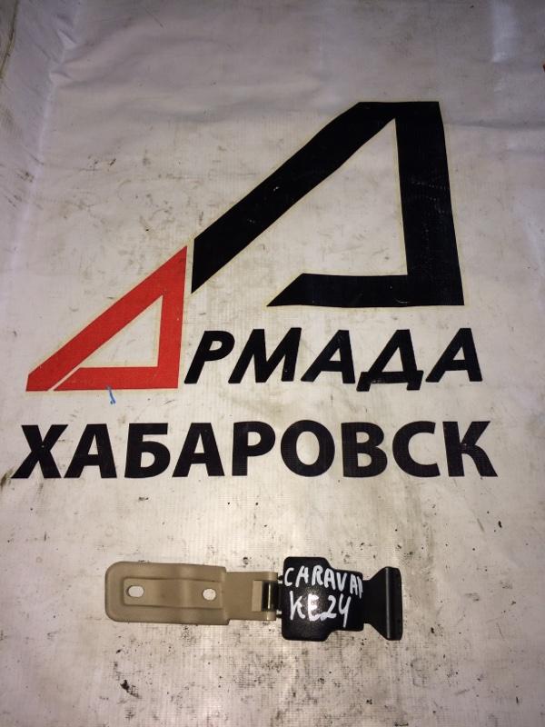 Ручка стекла багажника Nissan Caravan AKME24 (б/у)