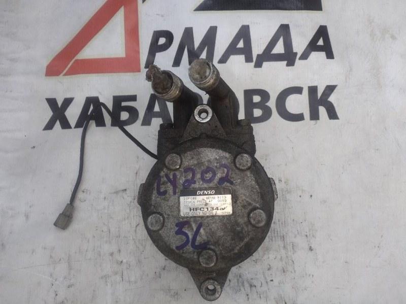 Компрессор кондиционера Toyota Duna LY202 3L (б/у)