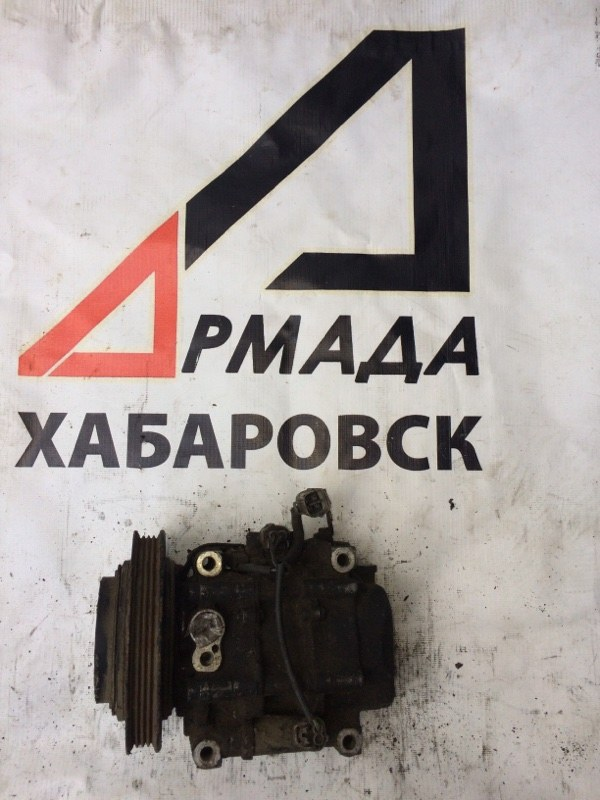 Компрессор кондиционера Toyota Corsa EL41 4E (б/у)
