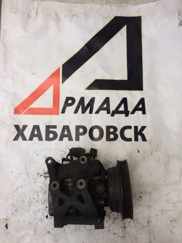 Компрессор кондиционера Toyota Corolla Spacio AE111 5A (б/у)