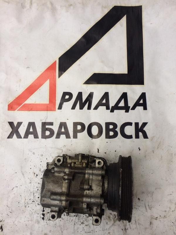 Компрессор кондиционера Toyota Sprinter AE100 5A (б/у)