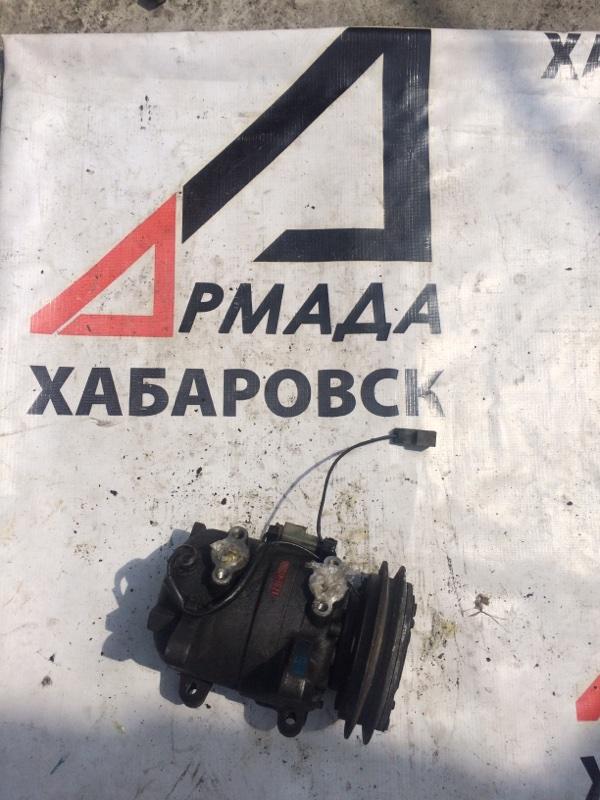 Компрессор кондиционера Nissan Caravan LC-VPE25 KA20DE (б/у)