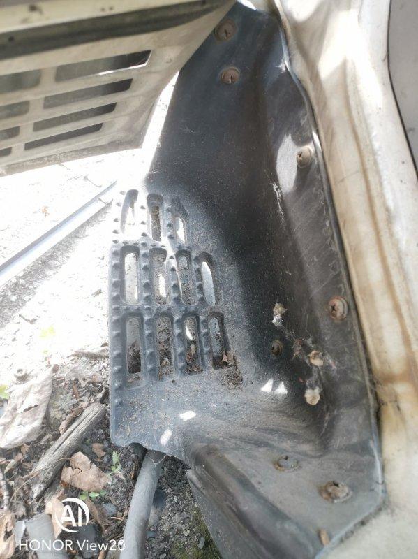 Подножка Hino Dutro XZU412 левая (б/у)