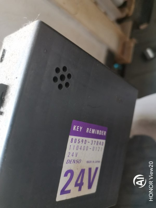 Электронный блок Hino Dutro XZU412 (б/у)