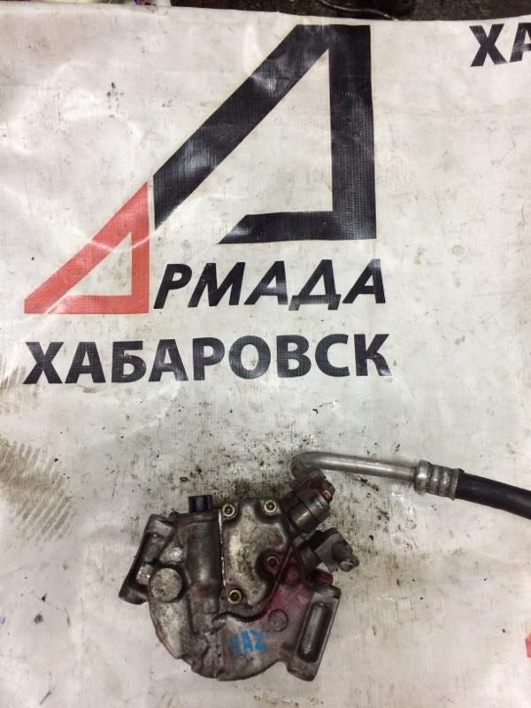 Компрессор кондиционера Toyota Rav 4 ACA38 1AZ (б/у)