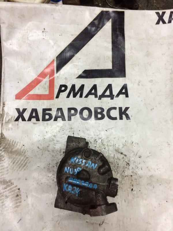 Компрессор кондиционера Nissan Presage NU30 KA24 (б/у)