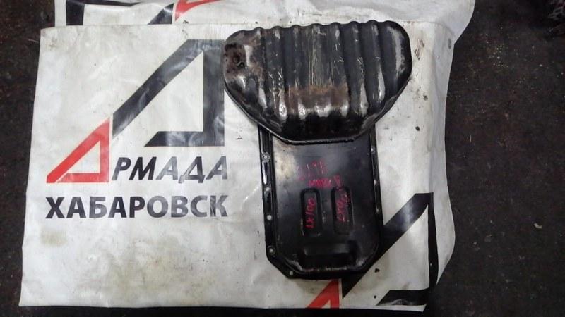 Поддон Toyota Mark Ii LX90 2L (б/у)
