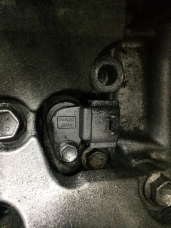 Датчик положения коленвала Lexus Rx350 GSU35 2GR-FE (б/у)