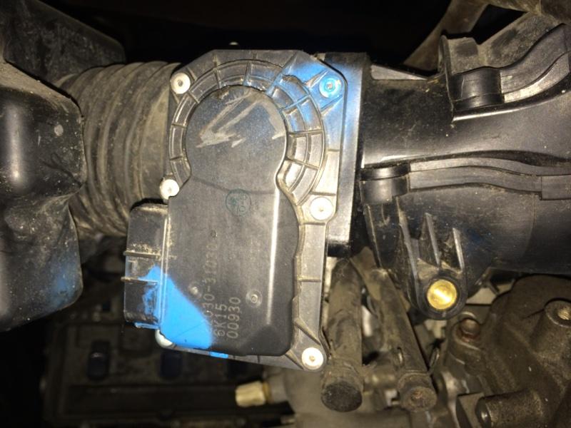 Дроссельная заслонка Lexus Rx350 GSU35 2GR-FE (б/у)