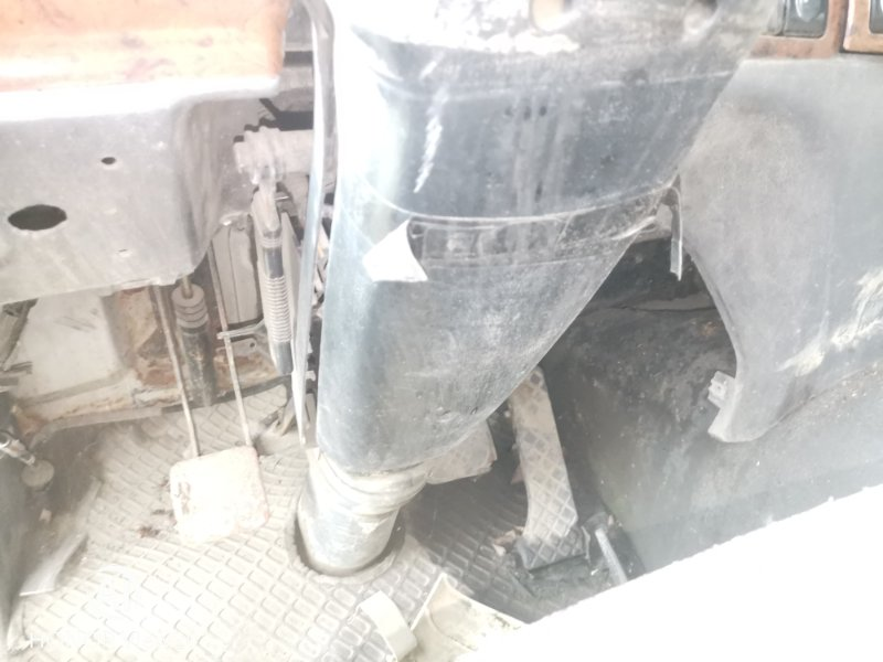 Педаль тормоза Daewoo Ultra Novus KL3XD70C1AK000538 DE12TE 2010 (б/у)