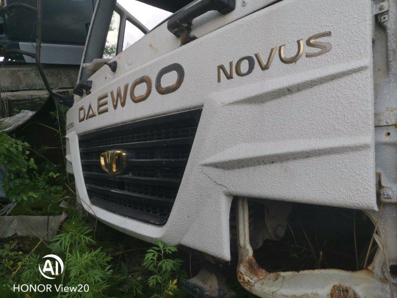 Капот Daewoo Ultra Novus KL3XD70C1AK000538 DE12TE 2010 (б/у)