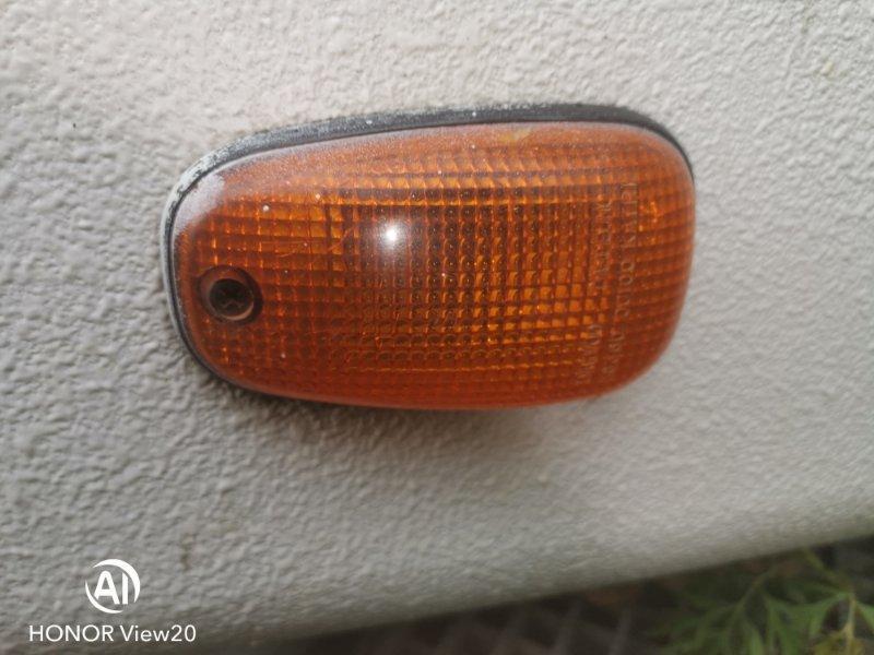 Повторитель поворота в дверь Daewoo Ultra Novus KL3XD70C1AK000538 DE12TE 2010 левый (б/у)