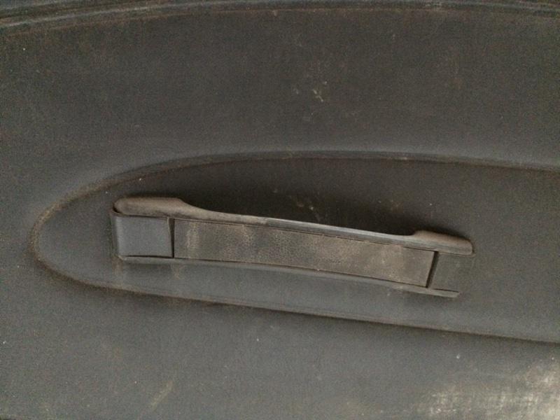 Ручка двери внутренняя Toyota Corolla AE101 задняя правая (б/у)