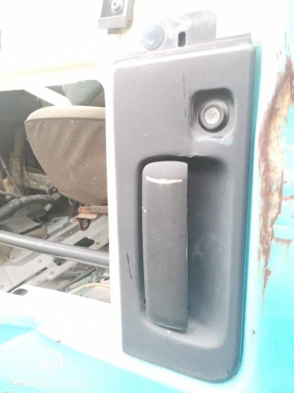 Ручка двери наружняя Isuzu V340 левая (б/у)