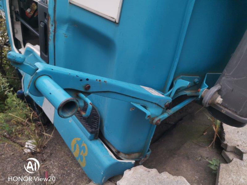 Механизм подъема кабины Isuzu V340 (б/у)