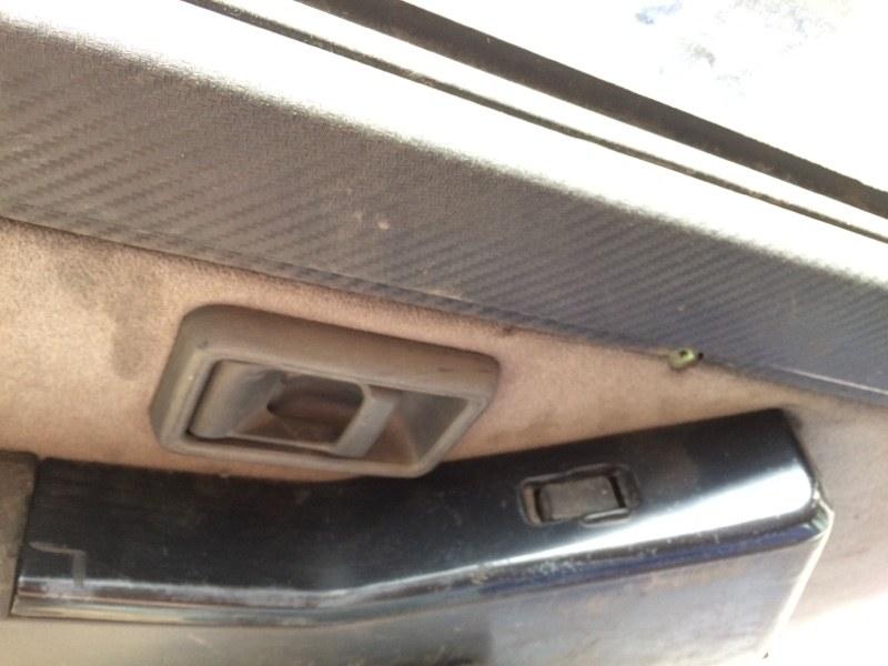 Пульт стеклоподъемника Nissan Safari Y60 передний левый (б/у)