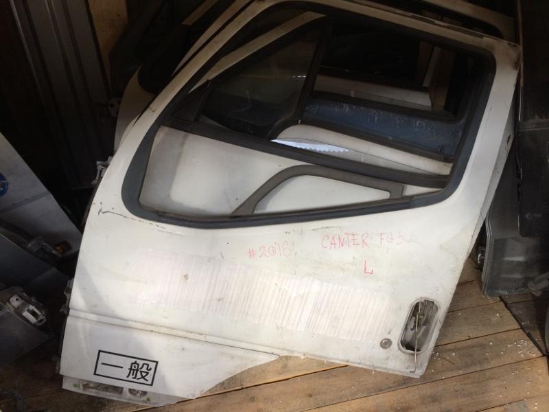 Дверь Mitsubishi Canter FB501 передняя левая (б/у)