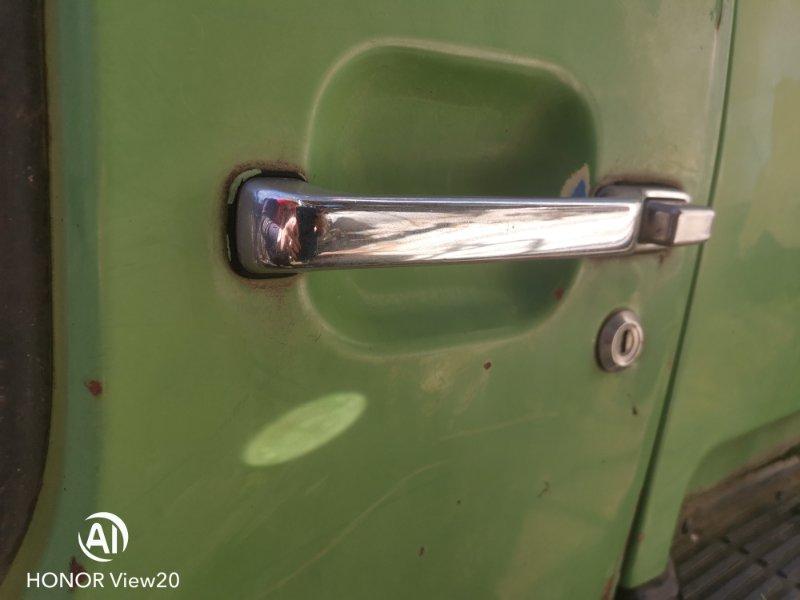 Ручка двери внешняя Hino Ranger FS66 левая (б/у)
