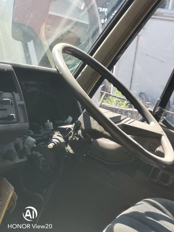 Ручка двери внутренняя Hino Ranger FS66 правая (б/у)