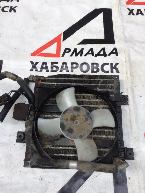 Вентилятор радиатора кондиционера Nissan Caravan ARME24 TD27 (б/у)