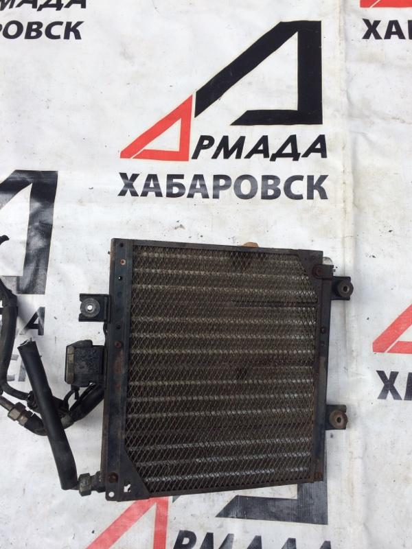 Радиатор кондиционера Nissan Caravan ARME24 TD27 (б/у)