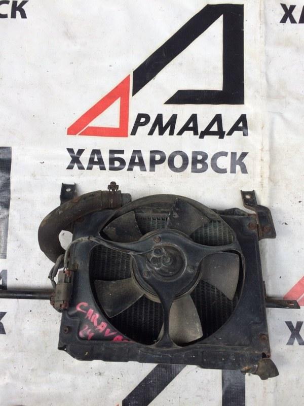 Радиатор дополнительный Nissan Caravan ARME24 TD27 (б/у)