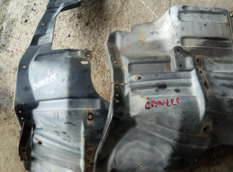 Подкрылок Mitsubishi Canter FE51EB левый (б/у)