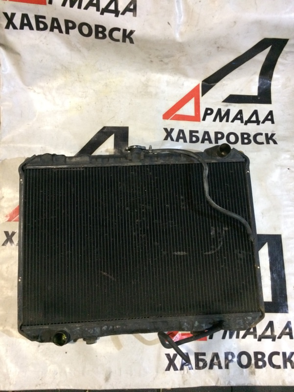 Радиатор основной Nissan Terrano WBYD21 TD27 (б/у)