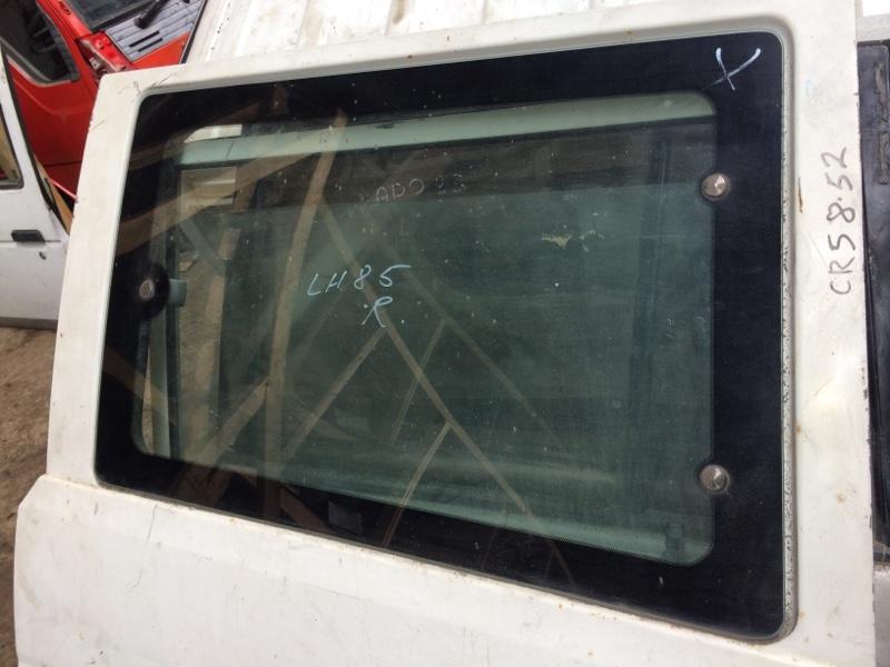 Стекло двери Toyota Town Ace CR52 заднее правое (б/у)