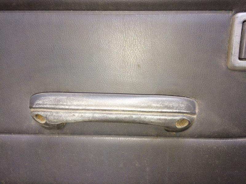 Ручка двери внутренняя Nissan Datsun BMD21 передняя левая (б/у)