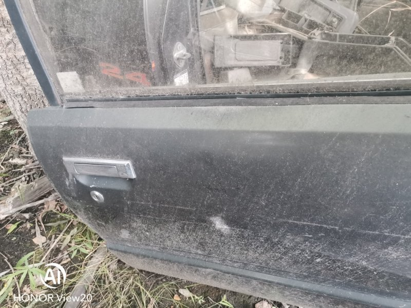 Личинка замка Toyota Hilux Surf LN61 2L правая (б/у)