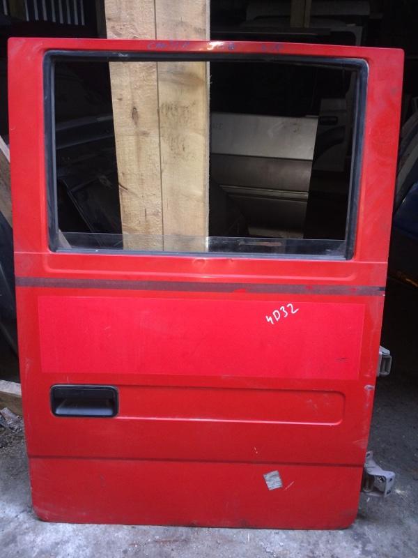 Дверь Mitsubishi Canter FE337 задняя правая (б/у)