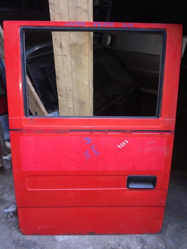 Дверь Mitsubishi Canter FE337 задняя левая (б/у)
