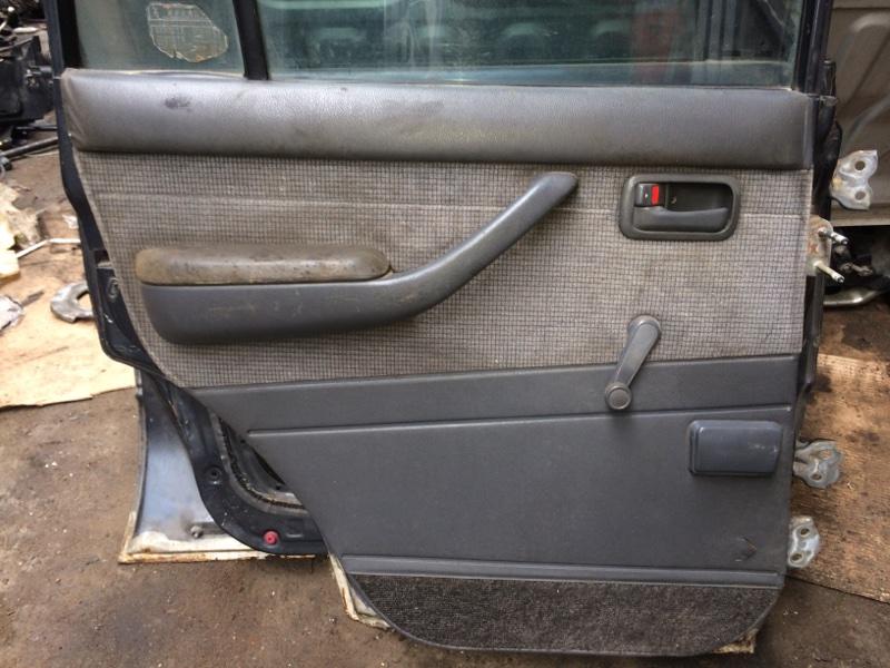 Стеклоподъемник Toyota Land Cruiser HDJ80 задний левый (б/у)