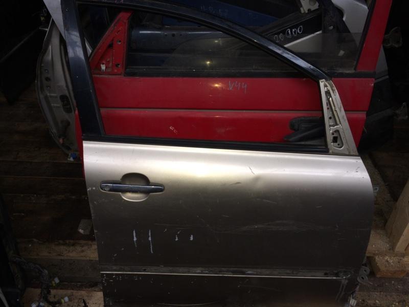 Стекло двери Toyota Ipsum ACM21 переднее правое (б/у)