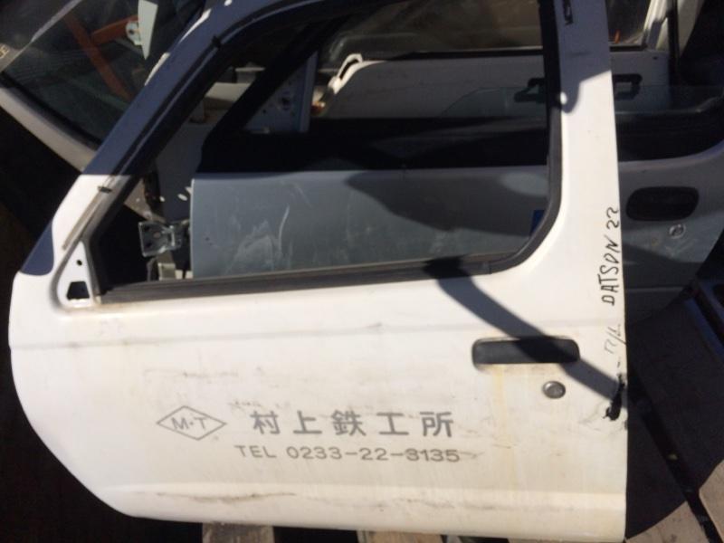 Дверь Nissan Datsun LFD22 передняя левая (б/у)