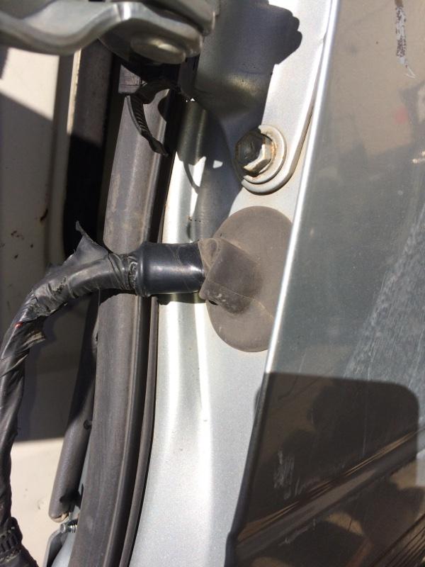 Проводка двери Toyota Town Ace CR30 передняя левая (б/у)