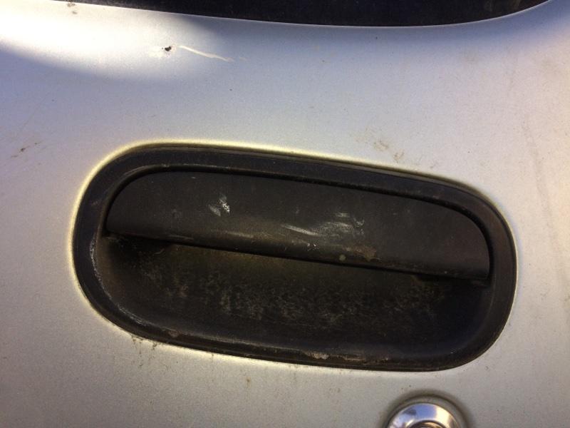 Ручка двери внешняя Toyota Town Ace CR30 передняя левая (б/у)