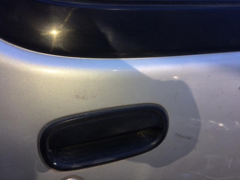 Ручка двери внешняя Toyota Town Ace CR30 передняя правая (б/у)