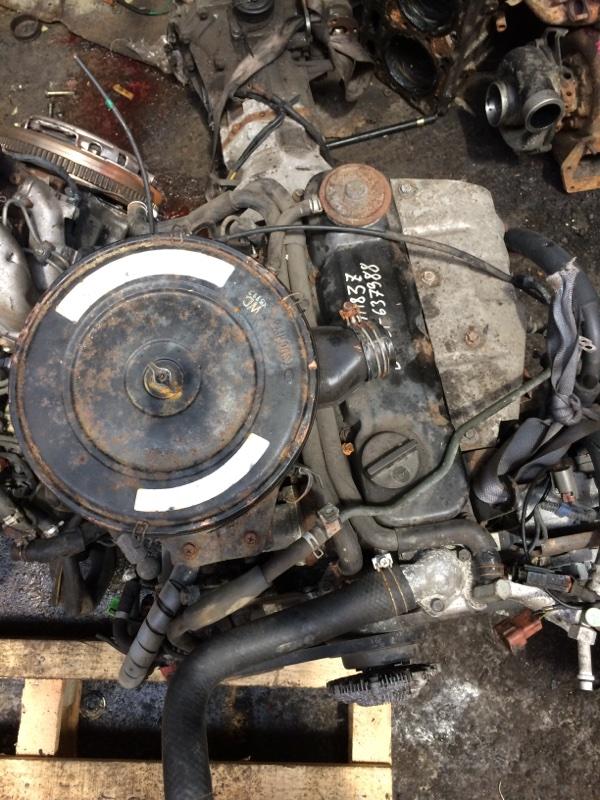 Двигатель Nissan Datsun BMD21 TD27 (б/у)