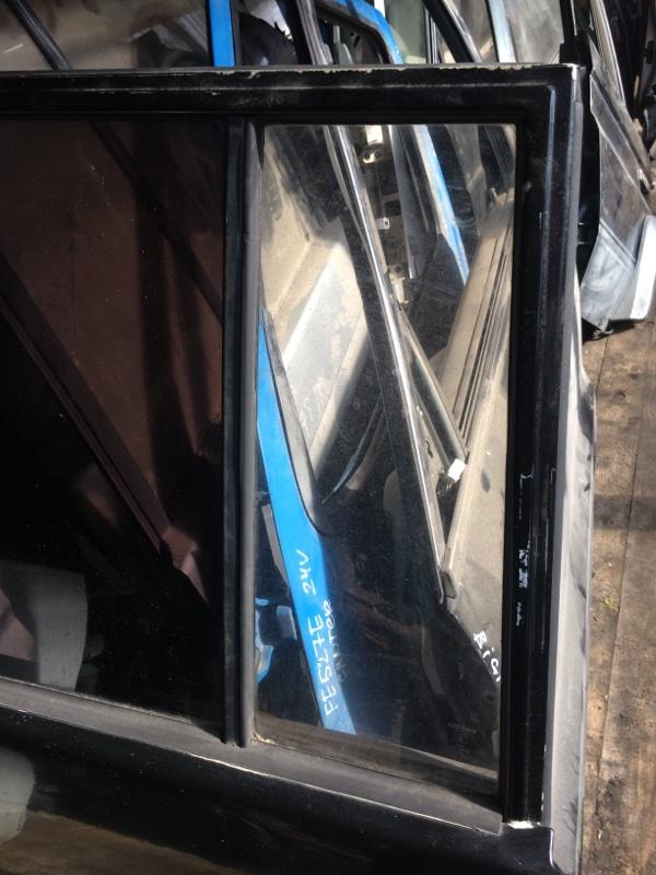 Форточка двери Nissan Safari Y60 задняя левая (б/у)