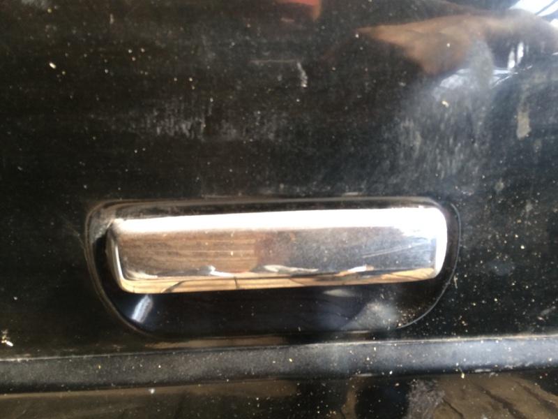 Ручка двери внешняя Nissan Safari Y60 задняя левая (б/у)