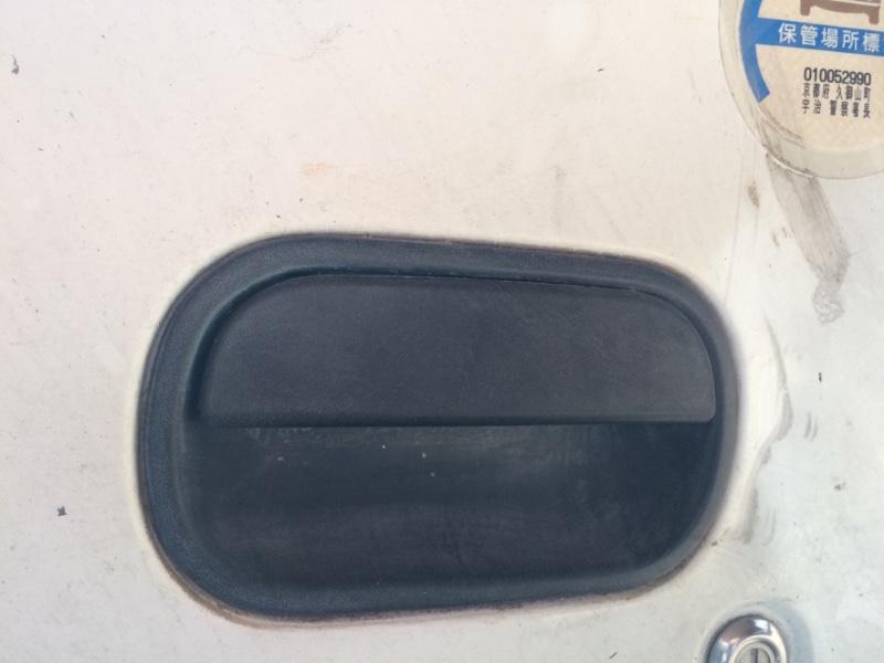 Ручка двери внешняя Isuzu Elf NKR81 передняя левая (б/у)