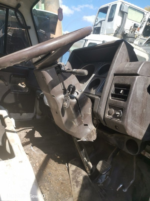 Педаль газа Nissan Atlas UF22 NA16 (б/у)