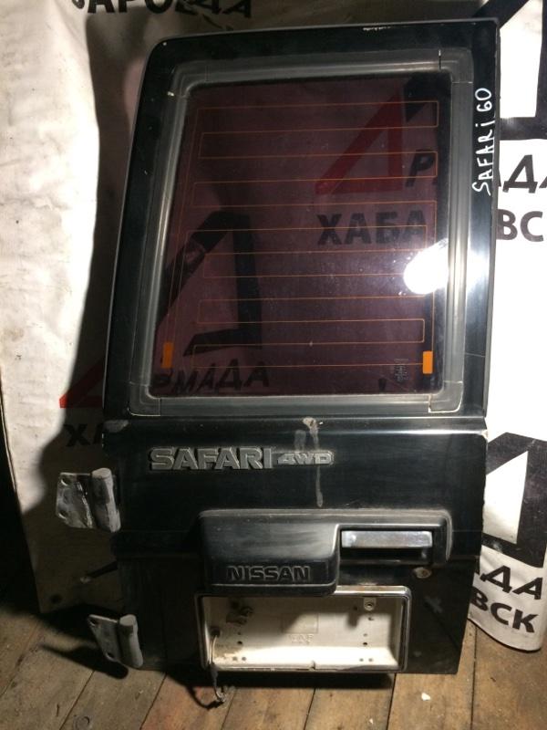 Дверь Nissan Safari Y60 (б/у)