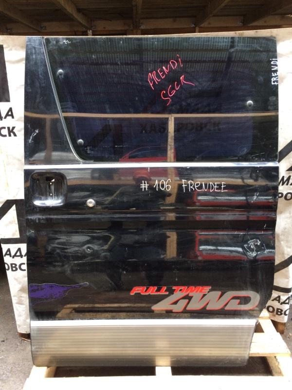 Дверь боковая Mazda Bongo Friendee SG5W (б/у)