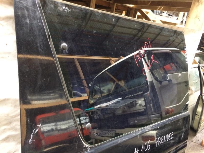 Стекло двери Mazda Bongo Friendee SG5W заднее левое (б/у)