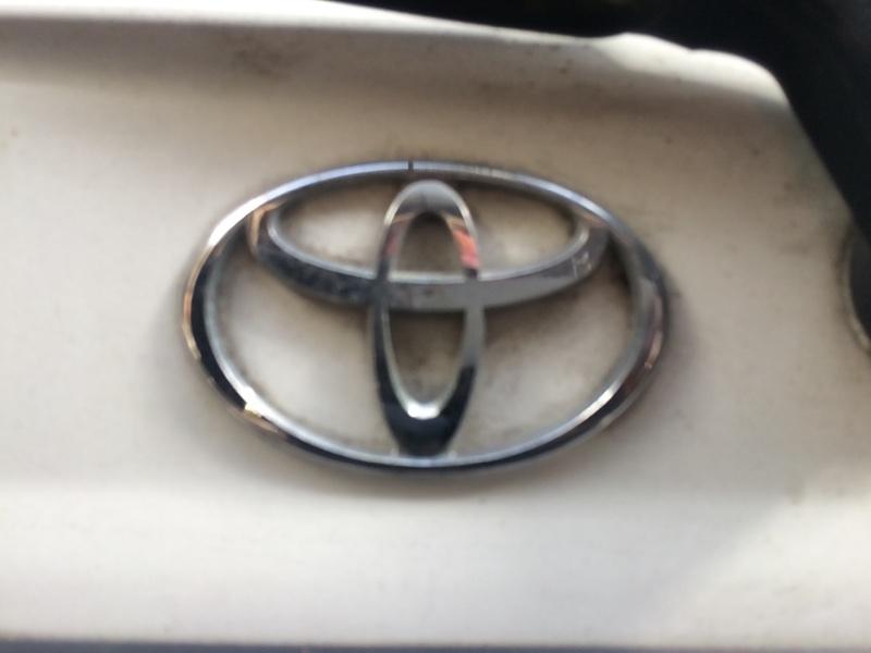 Эмблема Toyota Hilux Surf RZN185 (б/у)