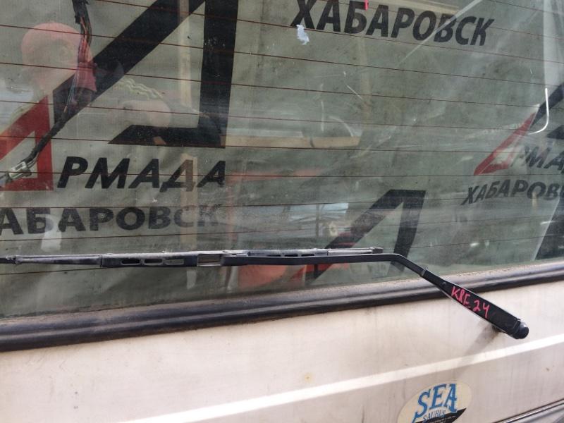 Дворник Nissan Caravan KRE24 задний (б/у)
