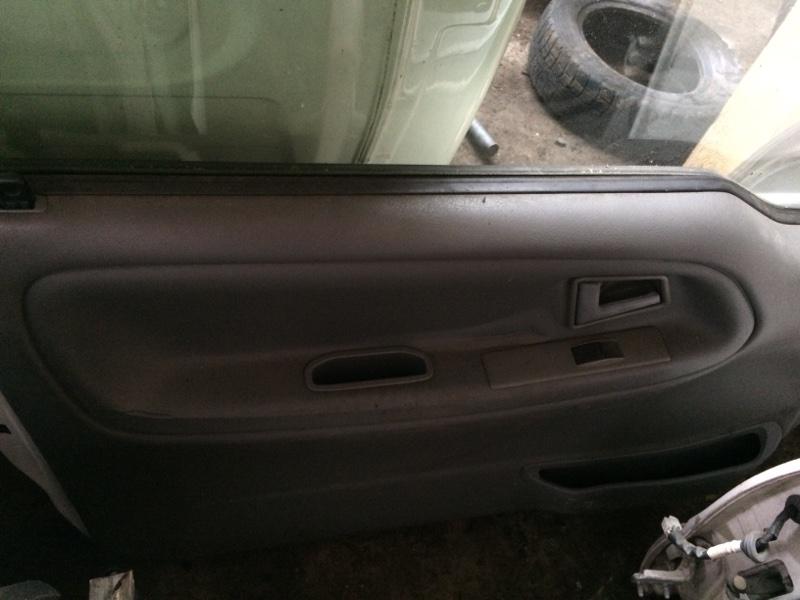 Стекло двери Suzuki Escudo TA01W переднее левое (б/у)